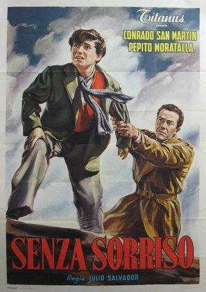 Sin la sonrisa de Dios - Italian Movie Poster (thumbnail)