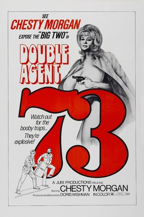 Double Agent 73 - Movie Poster (thumbnail)