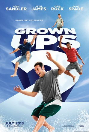 Grown Ups 2 - Movie Poster (thumbnail)