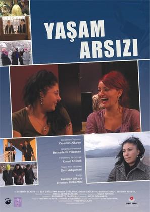 Yasam arsizi - Turkish Movie Poster (thumbnail)