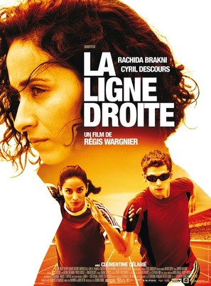 La ligne droite - French Movie Poster (thumbnail)