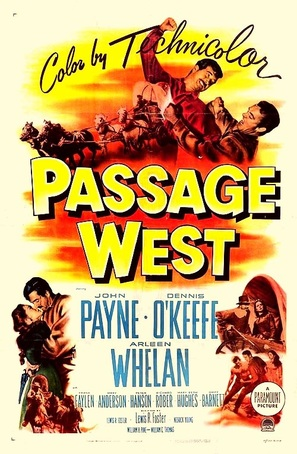 Passage West - Movie Poster (thumbnail)