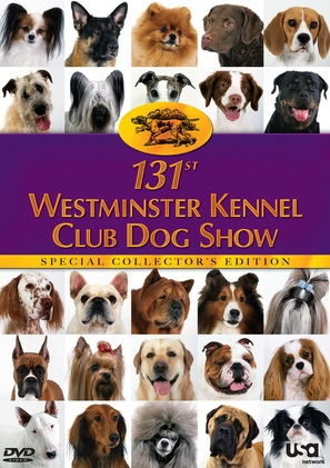 """""""The 131st Westminster Kennel Club Dog Show"""" - Movie Cover (thumbnail)"""
