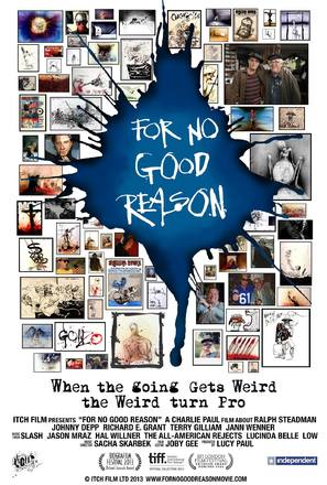 For No Good Reason - Movie Poster (thumbnail)