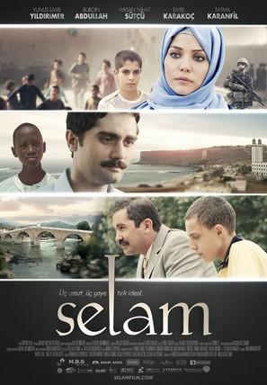 Selam - Turkish Movie Poster (thumbnail)