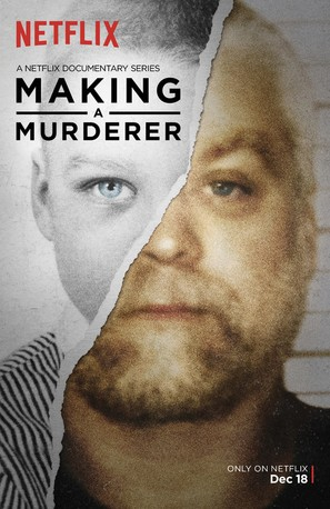 """Making a Murderer"" - Movie Poster (thumbnail)"