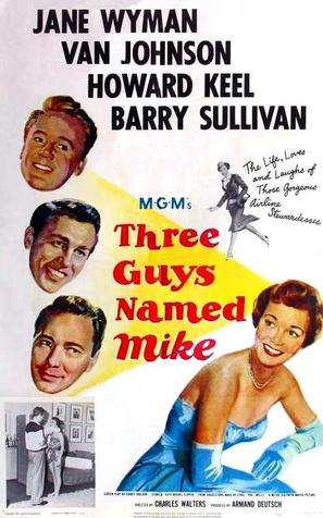 Three Guys Named Mike - Movie Poster (thumbnail)