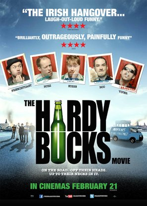 The Hardy Bucks Movie - Irish Movie Poster (thumbnail)