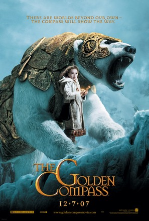 The Golden Compass - Theatrical movie poster (thumbnail)