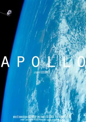 Apollo - German Movie Poster (thumbnail)