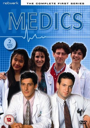 """Medics"" - British DVD cover (thumbnail)"