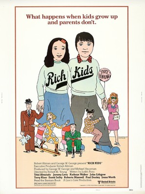 Rich Kids - Movie Poster (thumbnail)