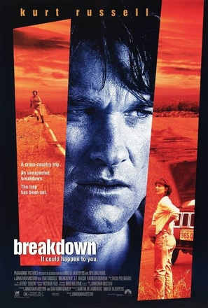 Breakdown - Movie Poster (thumbnail)