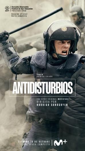 """""""Antidisturbios"""""""