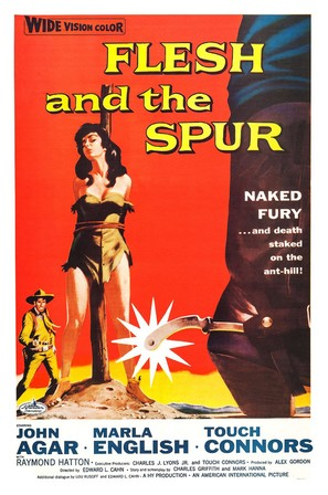 Flesh and the Spur - Movie Poster (thumbnail)