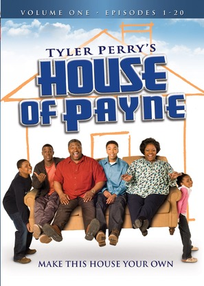 """House of Payne"" - DVD movie cover (thumbnail)"