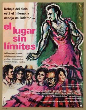 El lugar sin límites - Mexican Movie Poster (thumbnail)