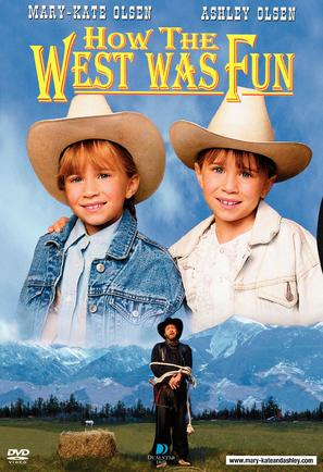 How the West Was Fun - poster (thumbnail)