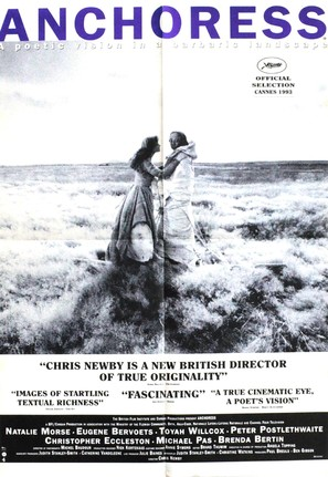 Anchoress - British Movie Poster (thumbnail)