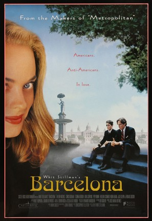 Barcelona - Movie Poster (thumbnail)