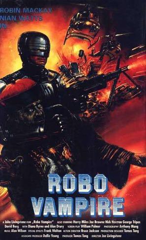 Robo Vampire - Movie Poster (thumbnail)