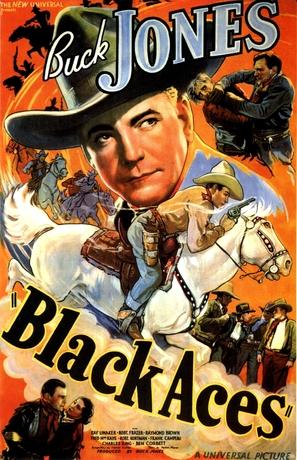 Black Aces - Movie Poster (thumbnail)
