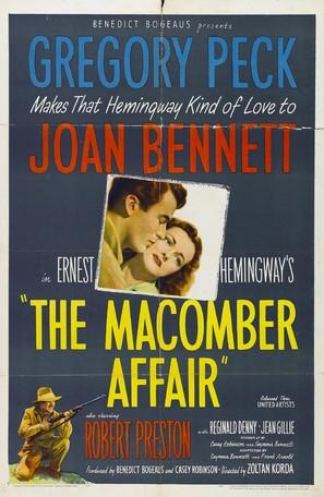 The Macomber Affair