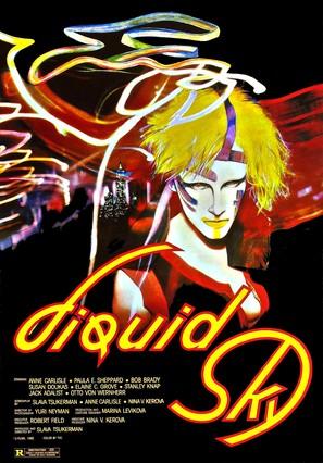 Liquid Sky - Movie Poster (thumbnail)