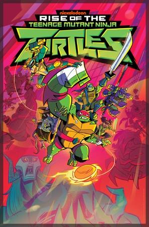 """""""Rise of the Teenage Mutant Ninja Turtles"""" - Movie Poster (thumbnail)"""