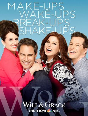 """""""Will & Grace"""" - Movie Poster (thumbnail)"""