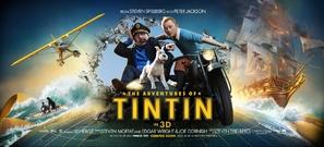 The Adventures of Tintin: The Secret of the Unicorn - Movie Poster (thumbnail)