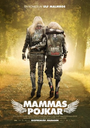 Mammas pojkar - Swedish Movie Poster (thumbnail)