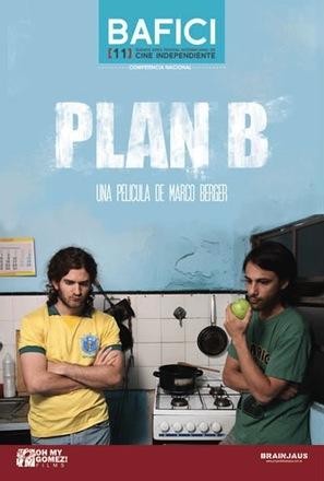 Plan B - Argentinian Movie Poster (thumbnail)