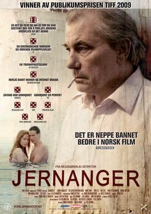 Jernanger - Norwegian Movie Poster (thumbnail)