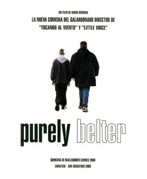 Purely Belter - Spanish Movie Poster (thumbnail)