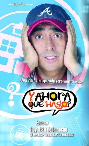 """""""¿Y ahora qué hago?"""" - Mexican Movie Poster (thumbnail)"""