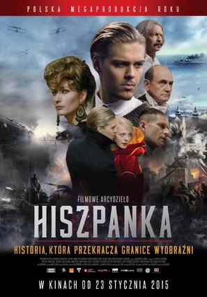 Hiszpanka - Polish Movie Poster (thumbnail)
