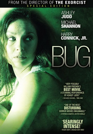 Bug - DVD movie cover (thumbnail)