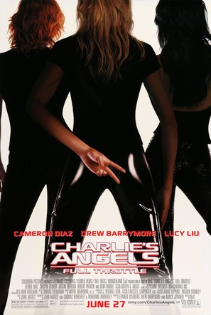 Charlie's Angels: Full Throttle - Movie Poster (thumbnail)