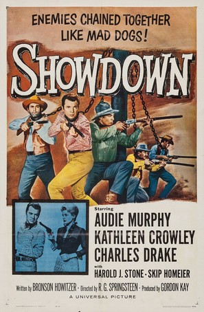 Showdown - Movie Poster (thumbnail)