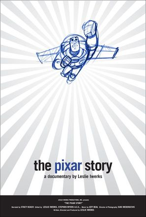 The Pixar Story - Movie Poster (thumbnail)