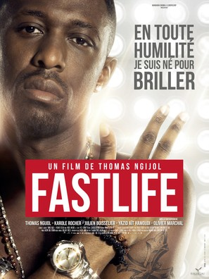 Fastlife - French Movie Poster (thumbnail)
