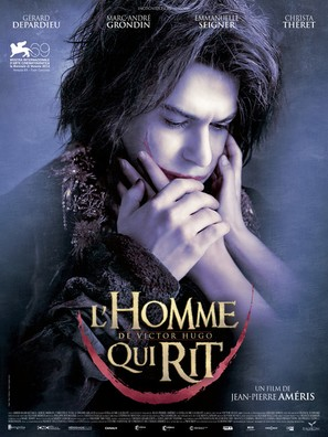 L'homme qui rit - French Movie Poster (thumbnail)