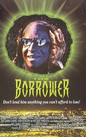 The Borrower - Movie Poster (thumbnail)