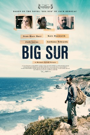 Big Sur - Movie Poster (thumbnail)