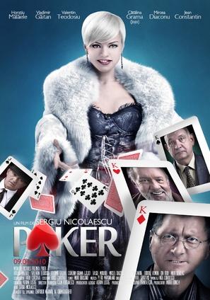 Poker - Romanian Movie Poster (thumbnail)