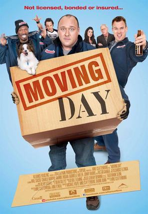 Moving Day - Canadian Movie Poster (thumbnail)