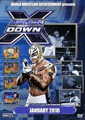 """WWF SmackDown!"" - DVD movie cover (thumbnail)"