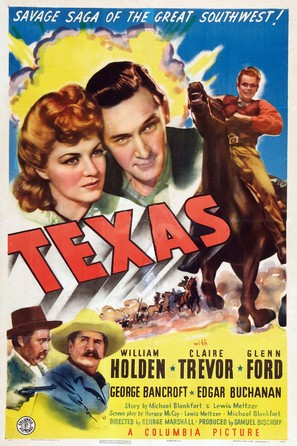Texas - Movie Poster (thumbnail)