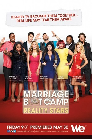 """Marriage Boot Camp: Reality Stars"""